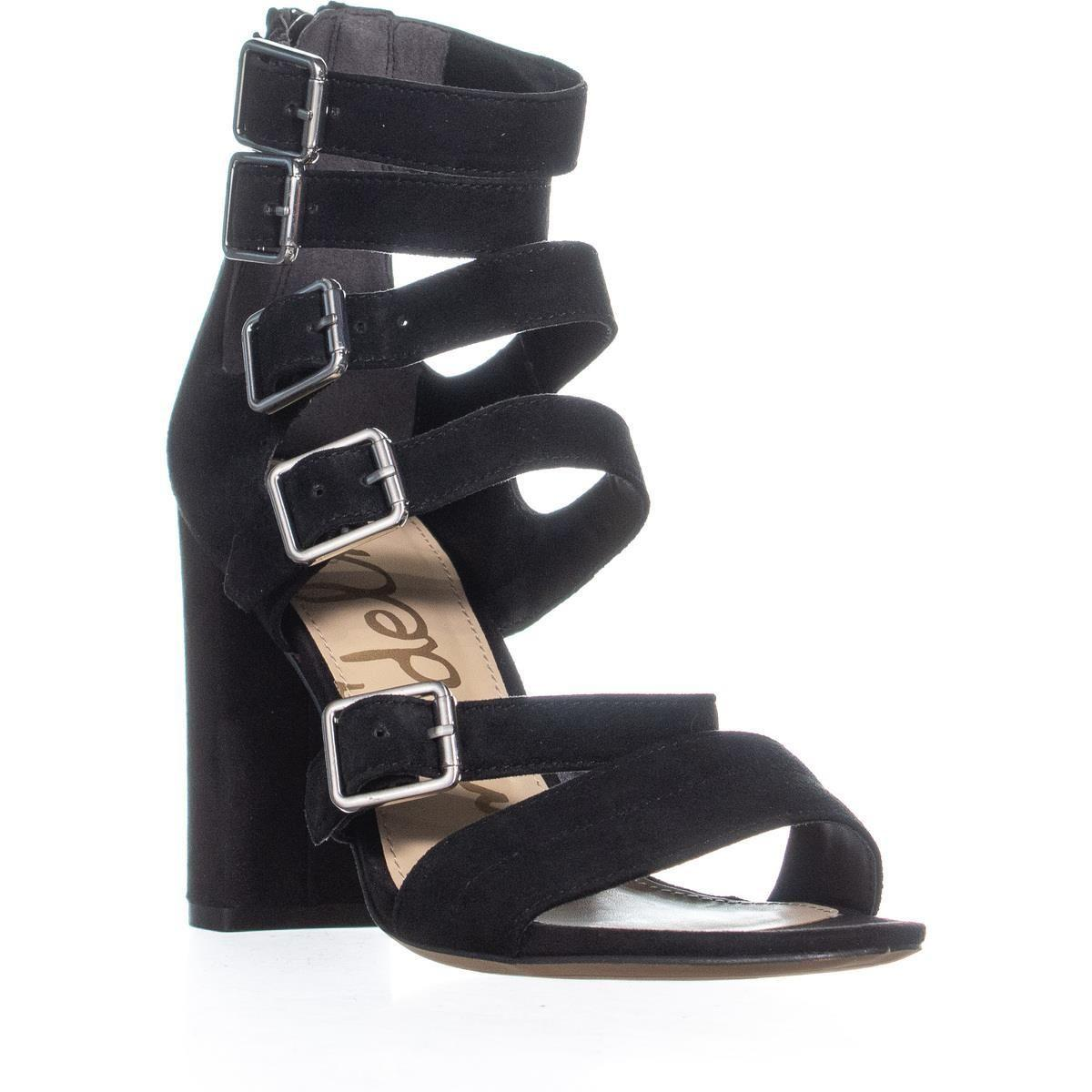 b2165a6c778b Sam Edelman Yasmina Multi Buckle Dress Sandals - Save 13% - Lyst