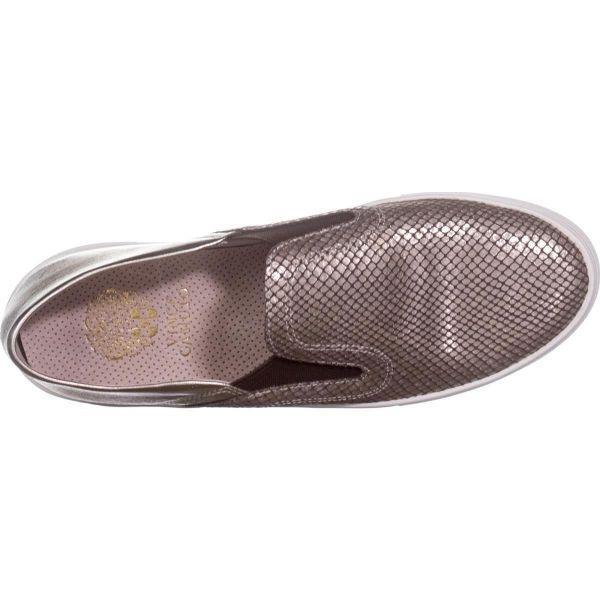 b1864e14a1b3 Vince Camuto - Metallic Kyah Low Top Slip On Fashion Sneakers - Lyst. View  fullscreen