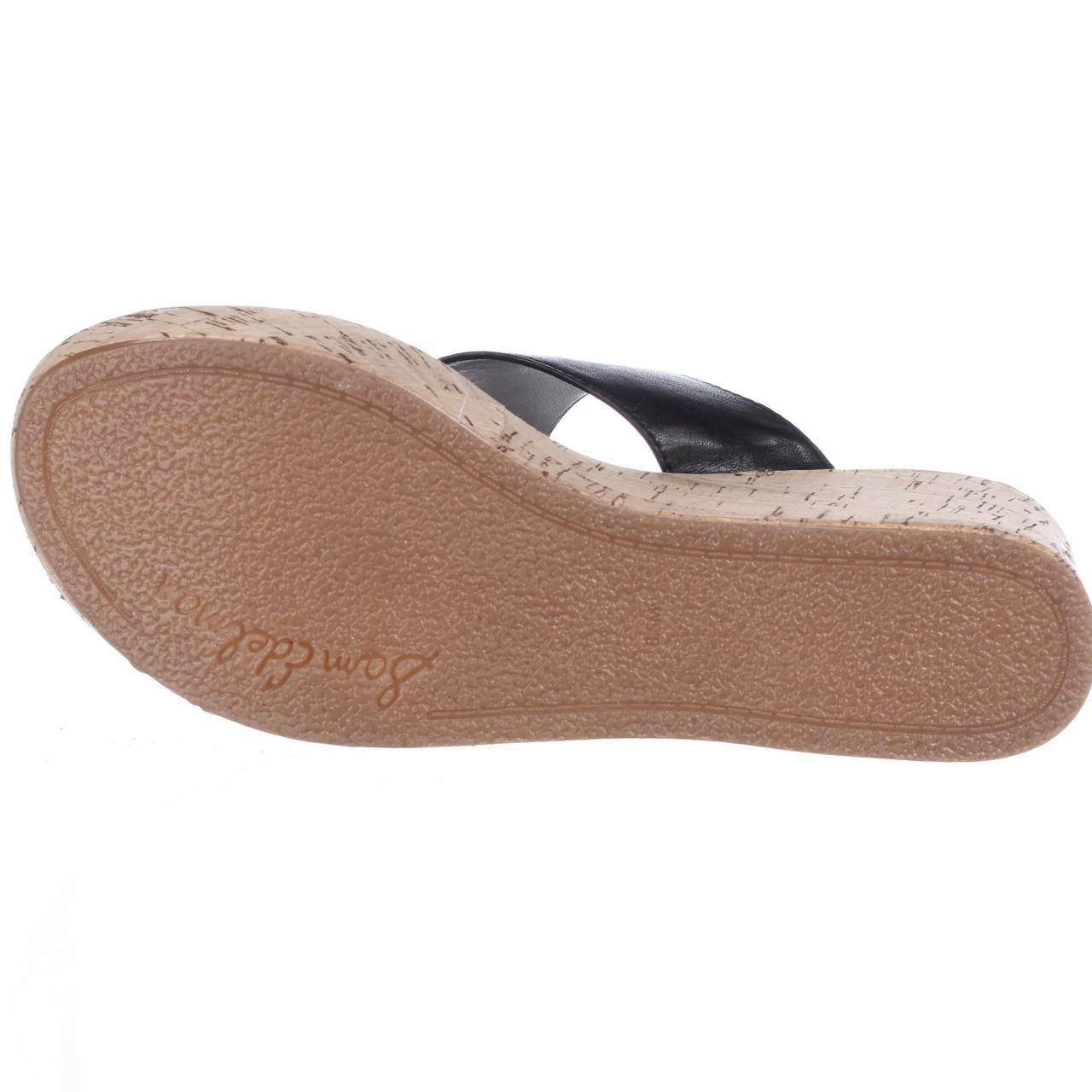 Sam edelman Ruth Platform Logo Cork Thong Sandals in Pink ...