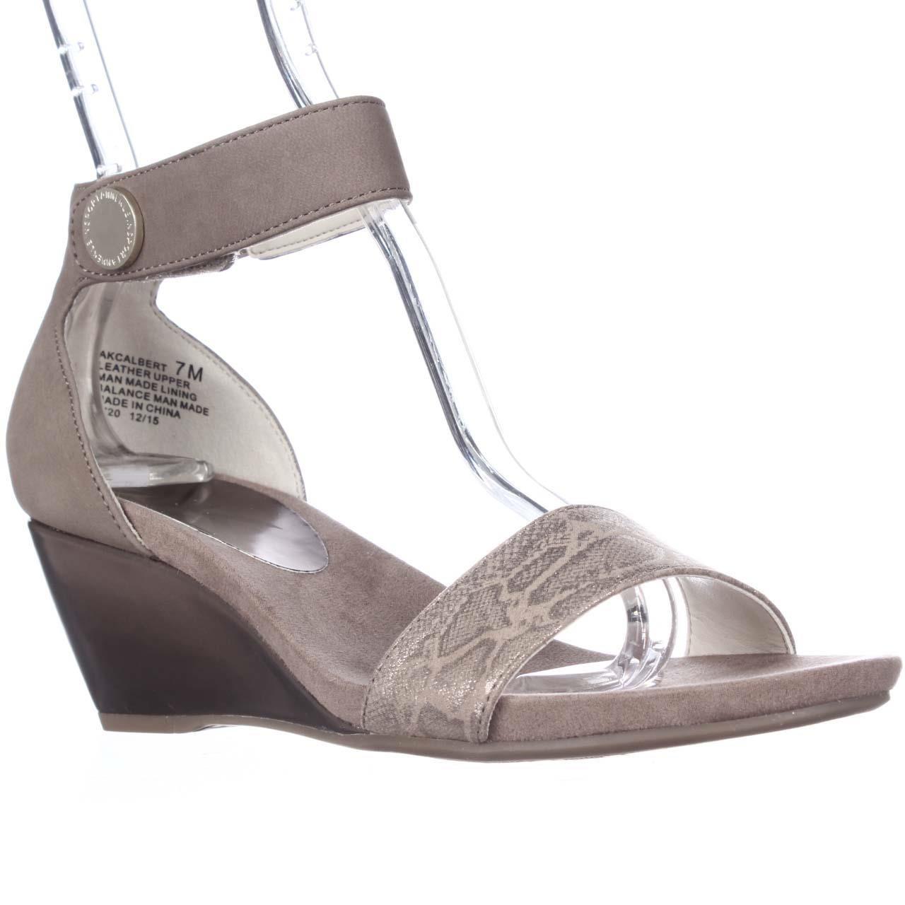 Ak Women S Wedge Purple Shoes Klein
