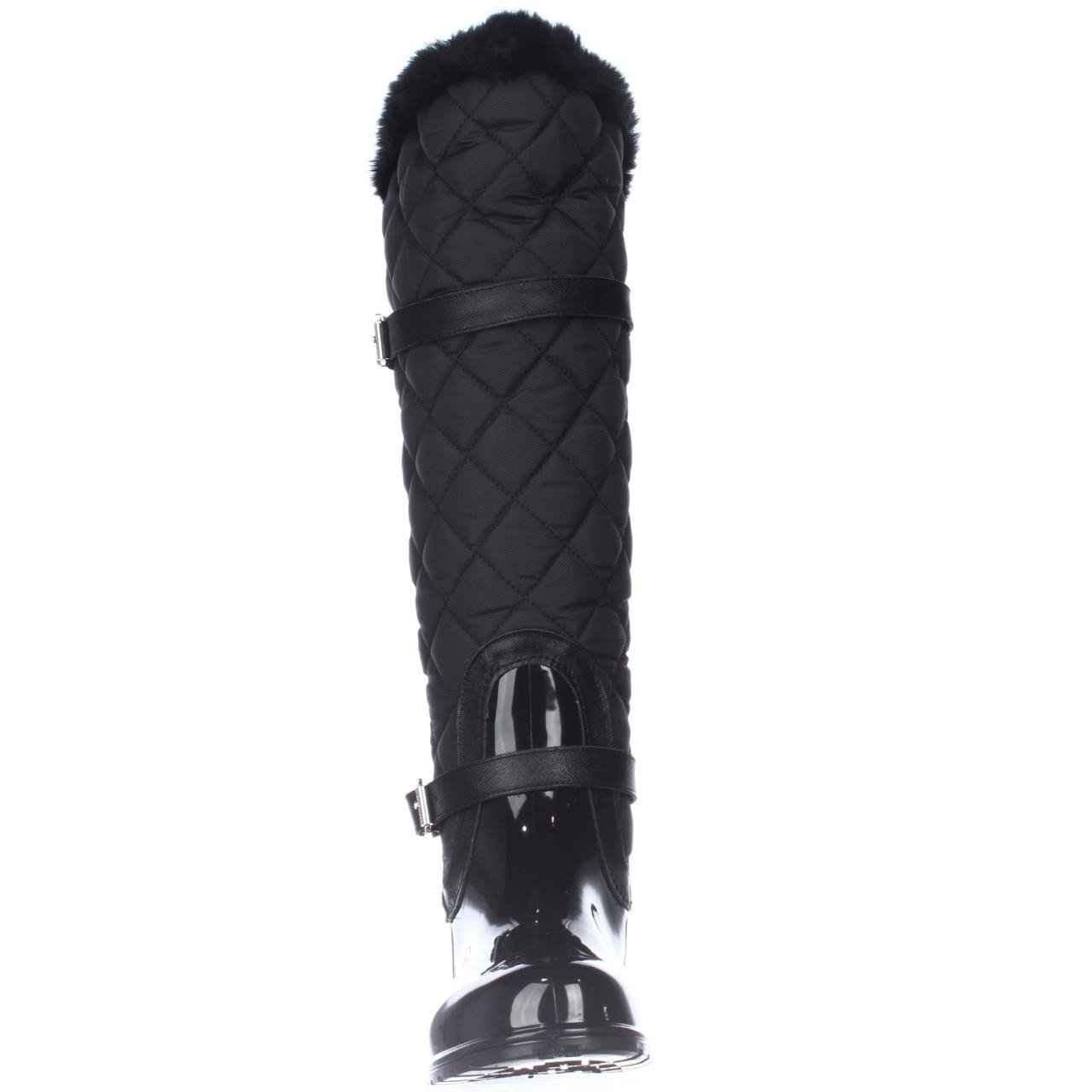 Lyst Michael Kors Michael Fulton Harness Quilted Tall