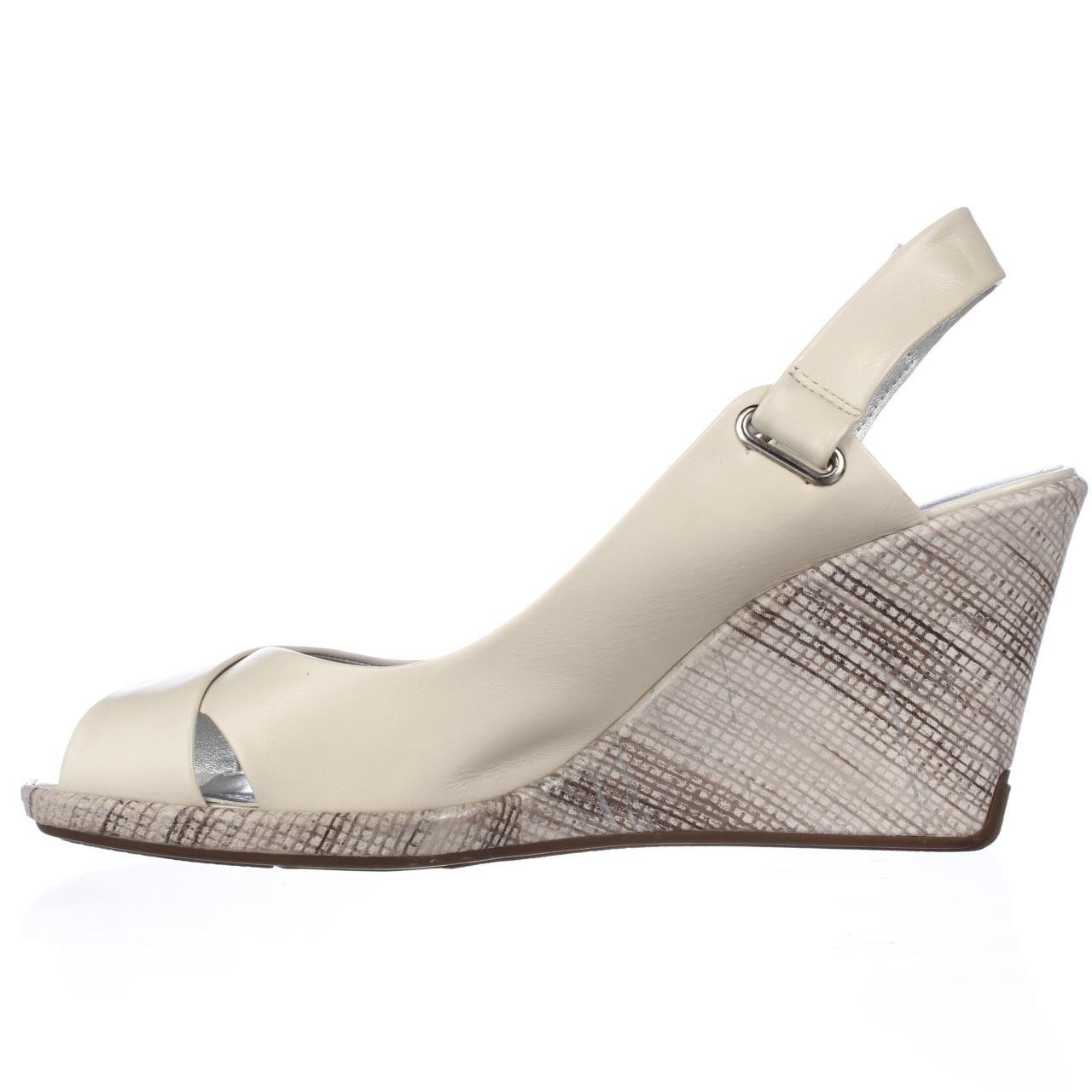 Kenneth Cole Reaction Let It Knock Square Toe Wedge ...