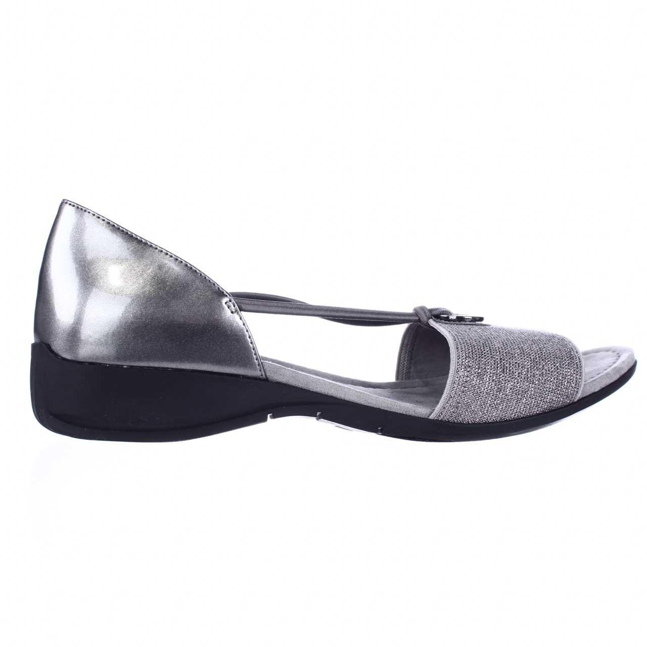 3f773a4ac53e5 ... Anne Klein Iflex Wedge Shoes: Anne Klein Sport Kameko Wedge Sandals In  Blue