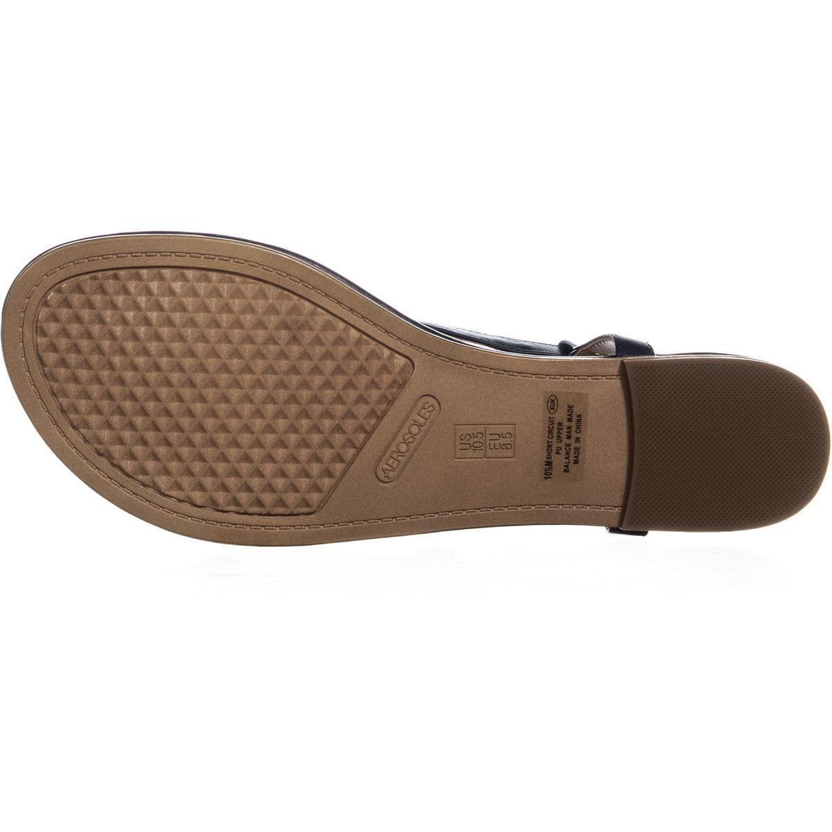 709bfb768042 Aerosoles - Blue Short Circuit Tassle Sandals - Lyst. View fullscreen