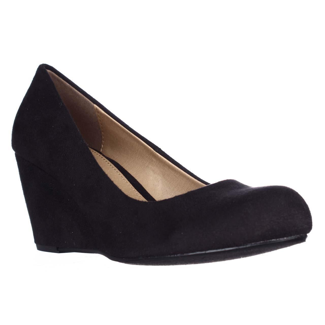 81d0e49b1ee1 Chinese Laundry Cl By Nima Wedge Pumps in Black - Lyst