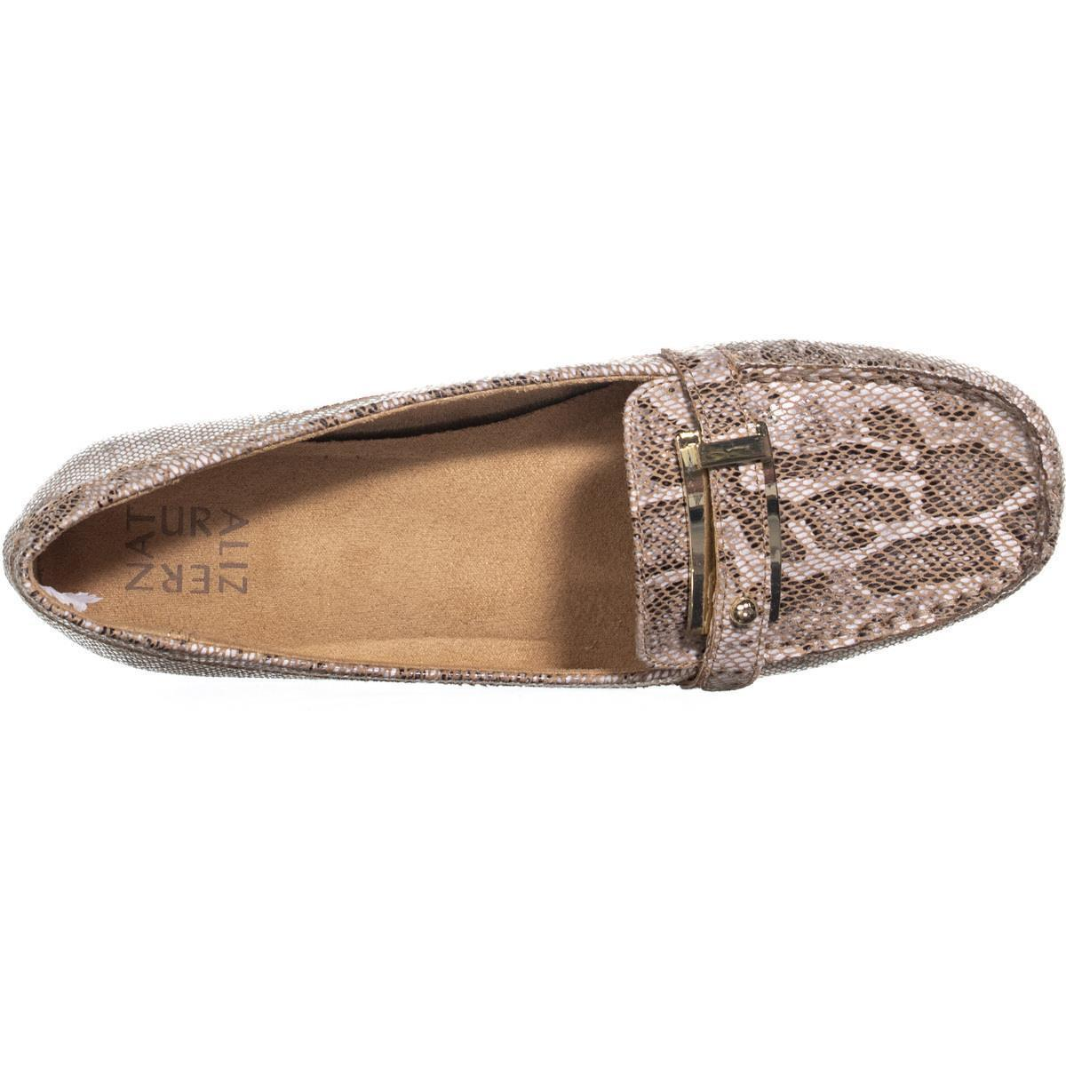 facd9960244 Naturalizer Gisella Loafer in Purple - Lyst