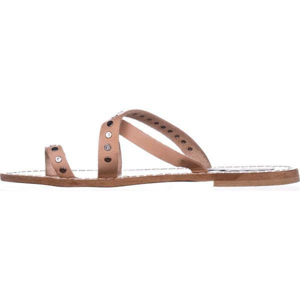 8a205aafe6c786 Lyst - Steve Madden Becky Flat Toe Ring Sandals - Save 12.5%