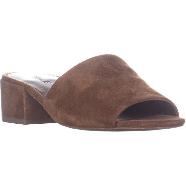 6fca5fd846e Lyst - Vince Rachelle2 Slip On Sandals in Brown