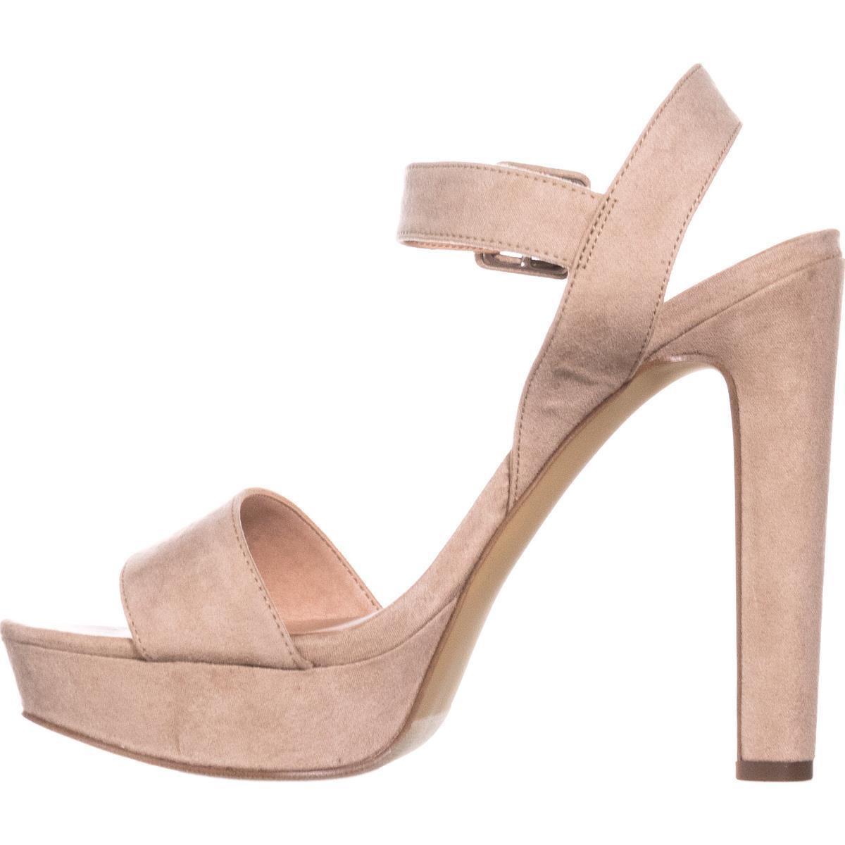 7aa89e1849e1 Lyst - Madden Girl Rollo Heeled Sandals