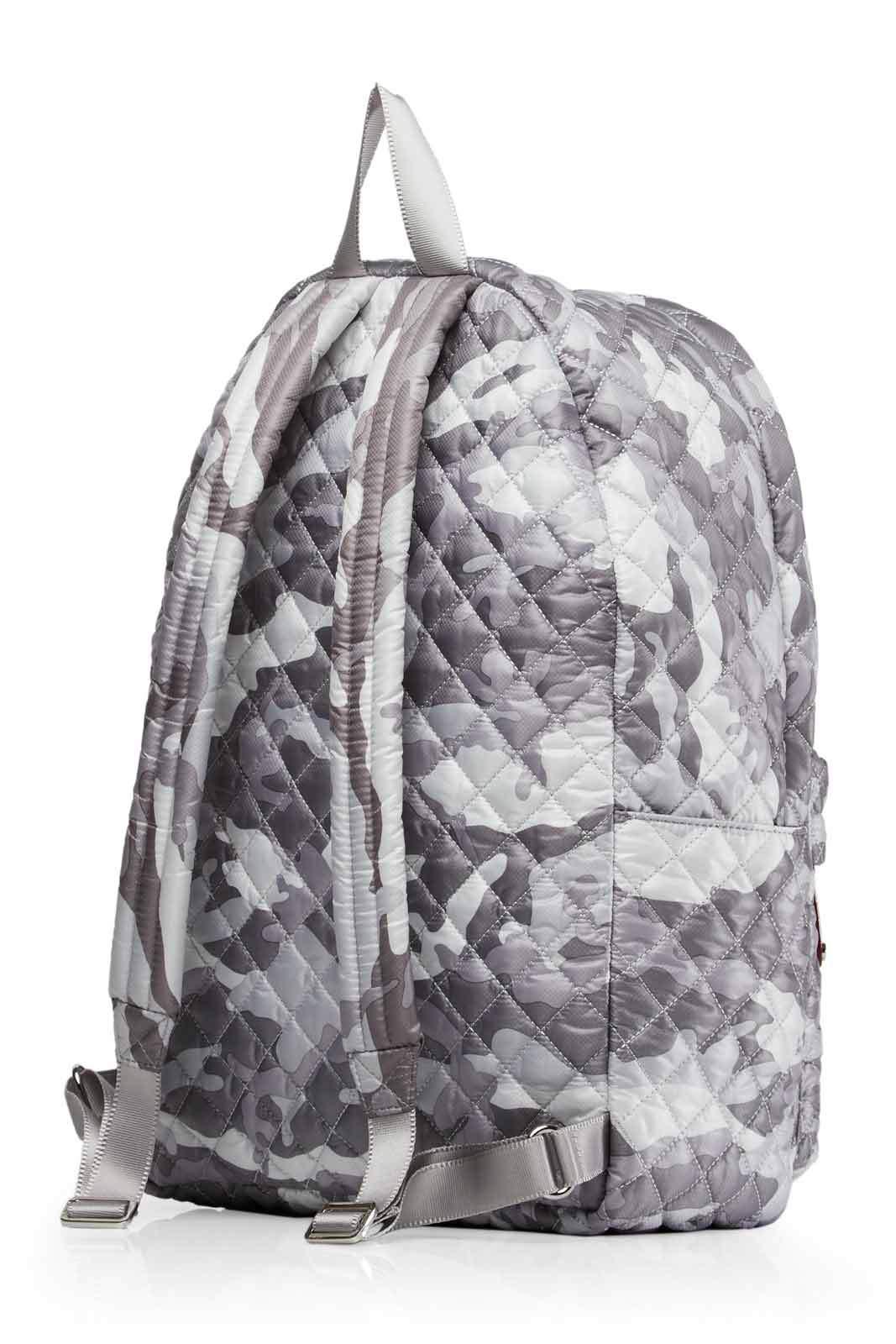 8cb766e10a68 Mz Wallace Grey Camo Backpack