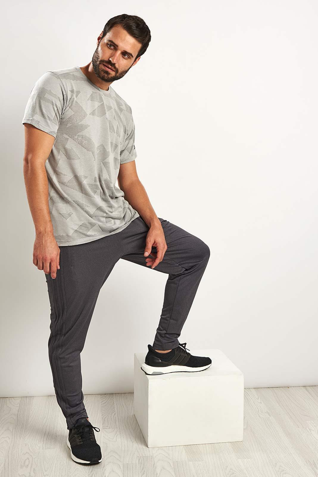 adidas Synthetic Id Tiro Fuerte Pants in Grey for Men