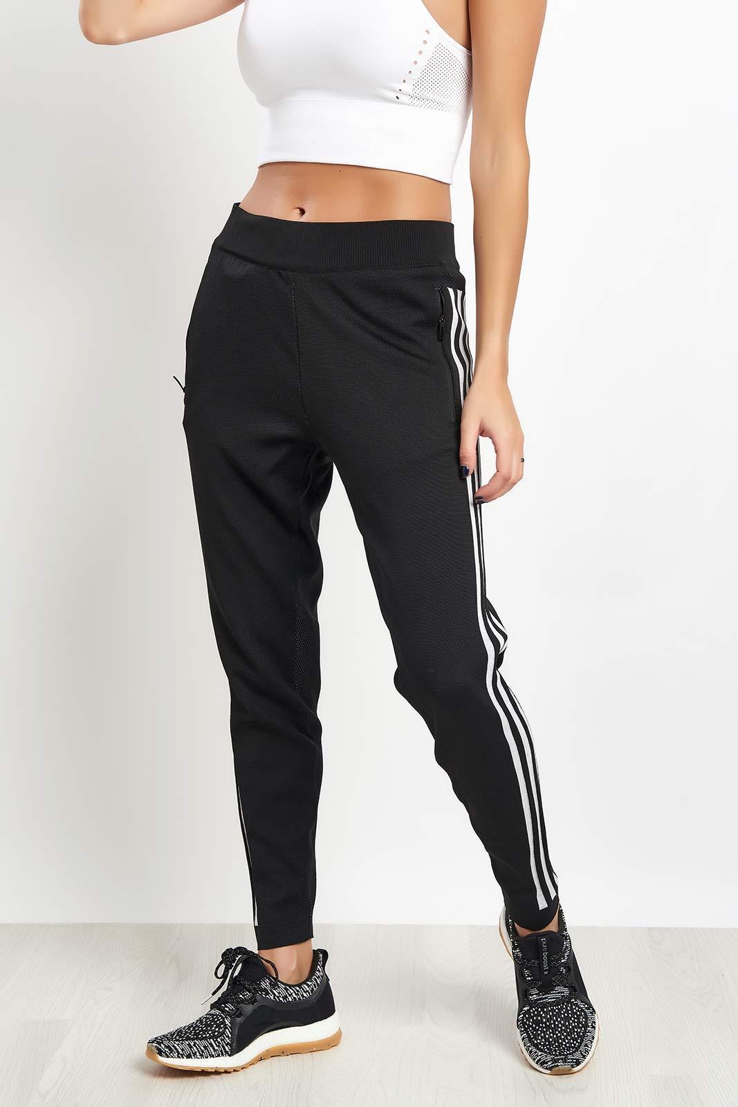 85302454e1cc adidas Id Striker Pants in Black - Lyst