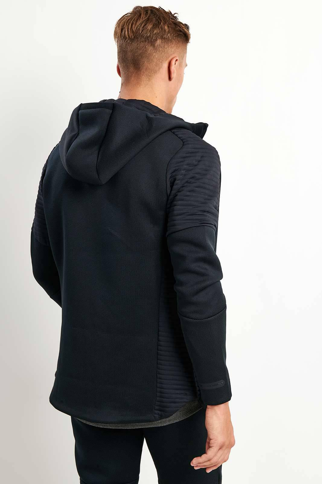 ddb7b4d1fb4b8a Under Armour Unstoppable Move Full Zip Hoodie for Men - Lyst
