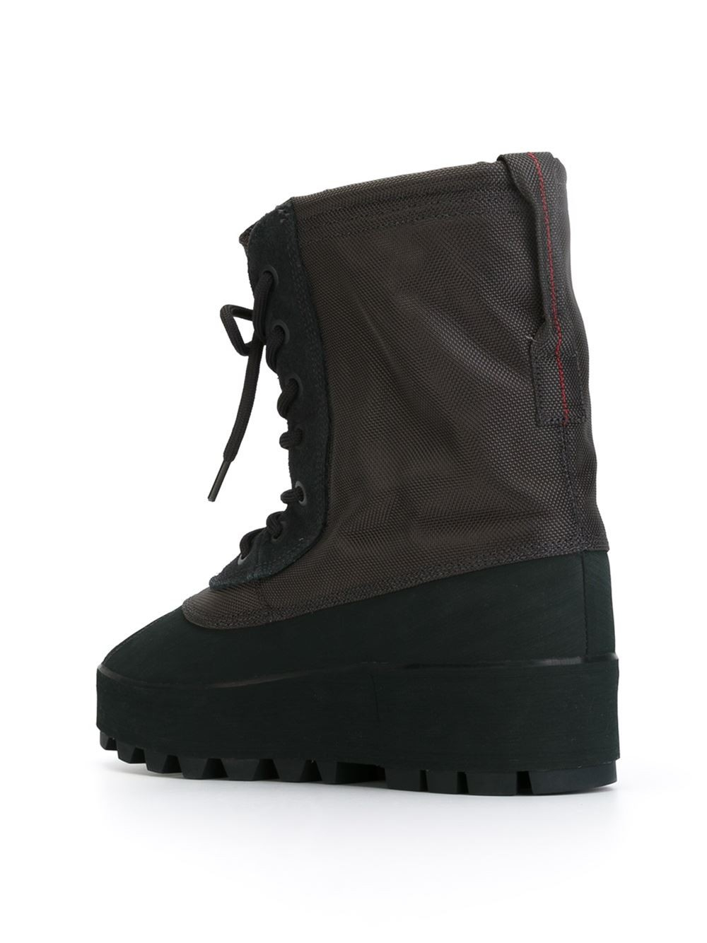 New Kanye Westu2019s Yeezy Season 3 Collection Includes Black Heeled Booties | Footwear News