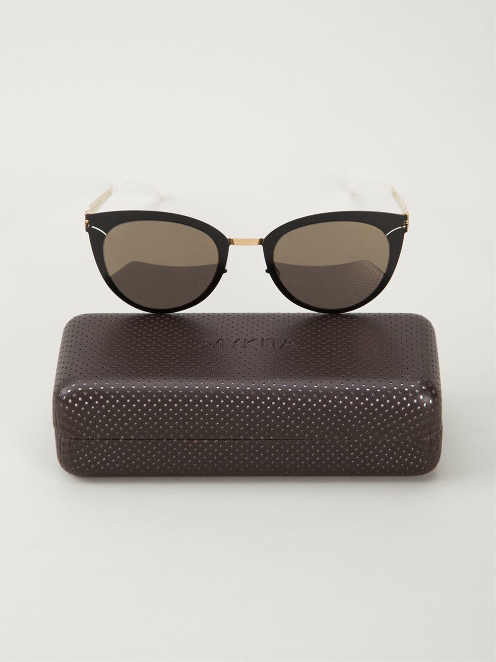Mykita 'priscilla' Sunglasses in Grey for Men
