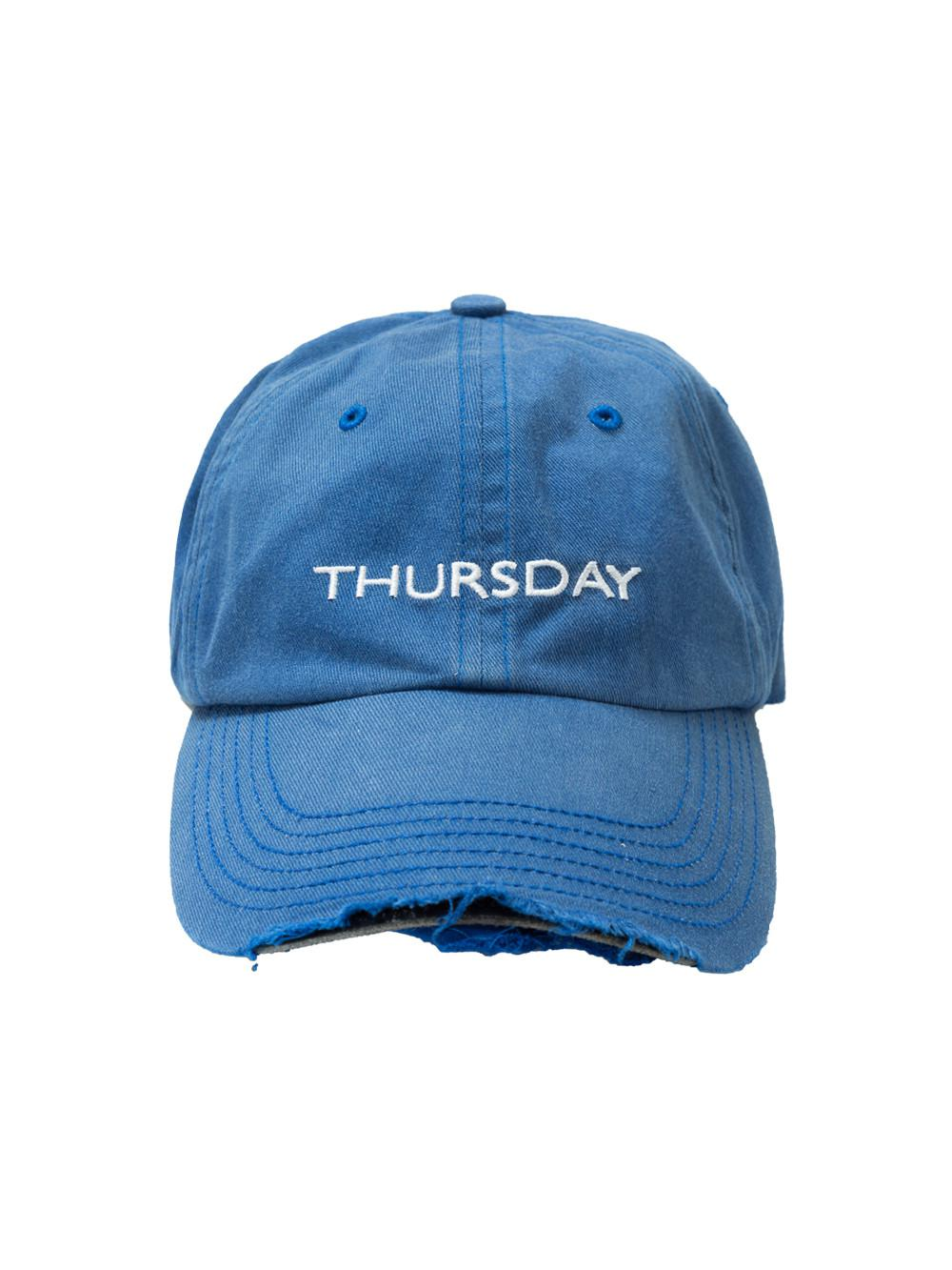 d1e917c00 Lyst - Vetements Weekday Cap in Blue for Men - Save 50%