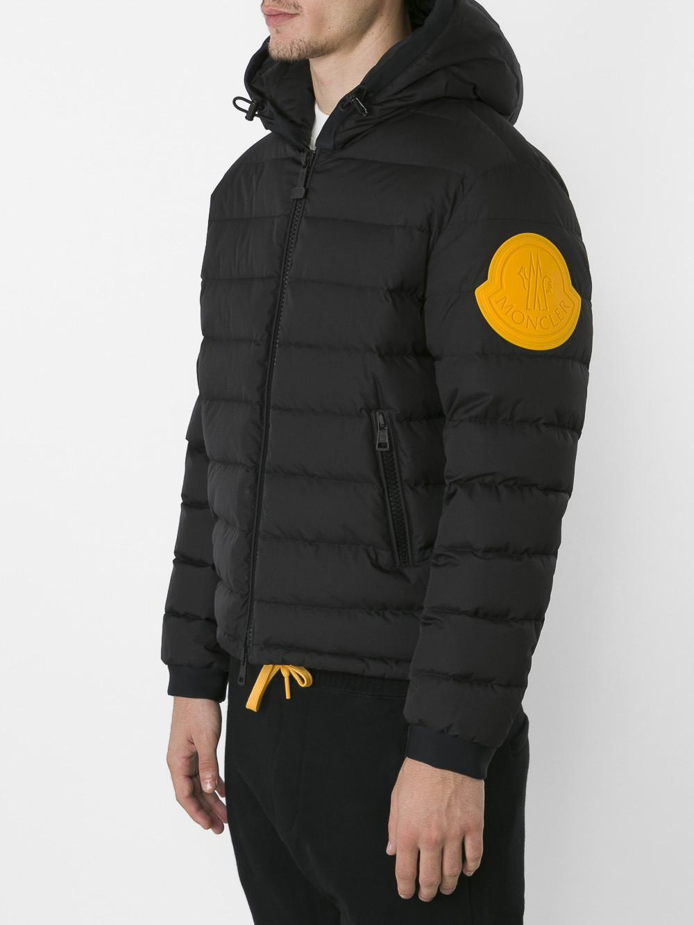 off white x moncler jacket