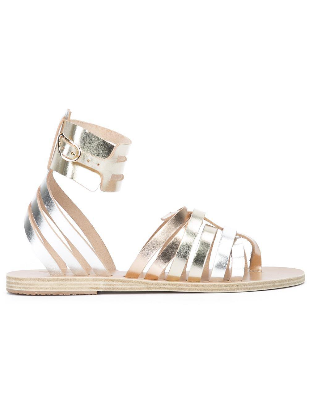 7836fbf711f Ancient Greek Sandals  zaira  Sandals - Save 48% - Lyst