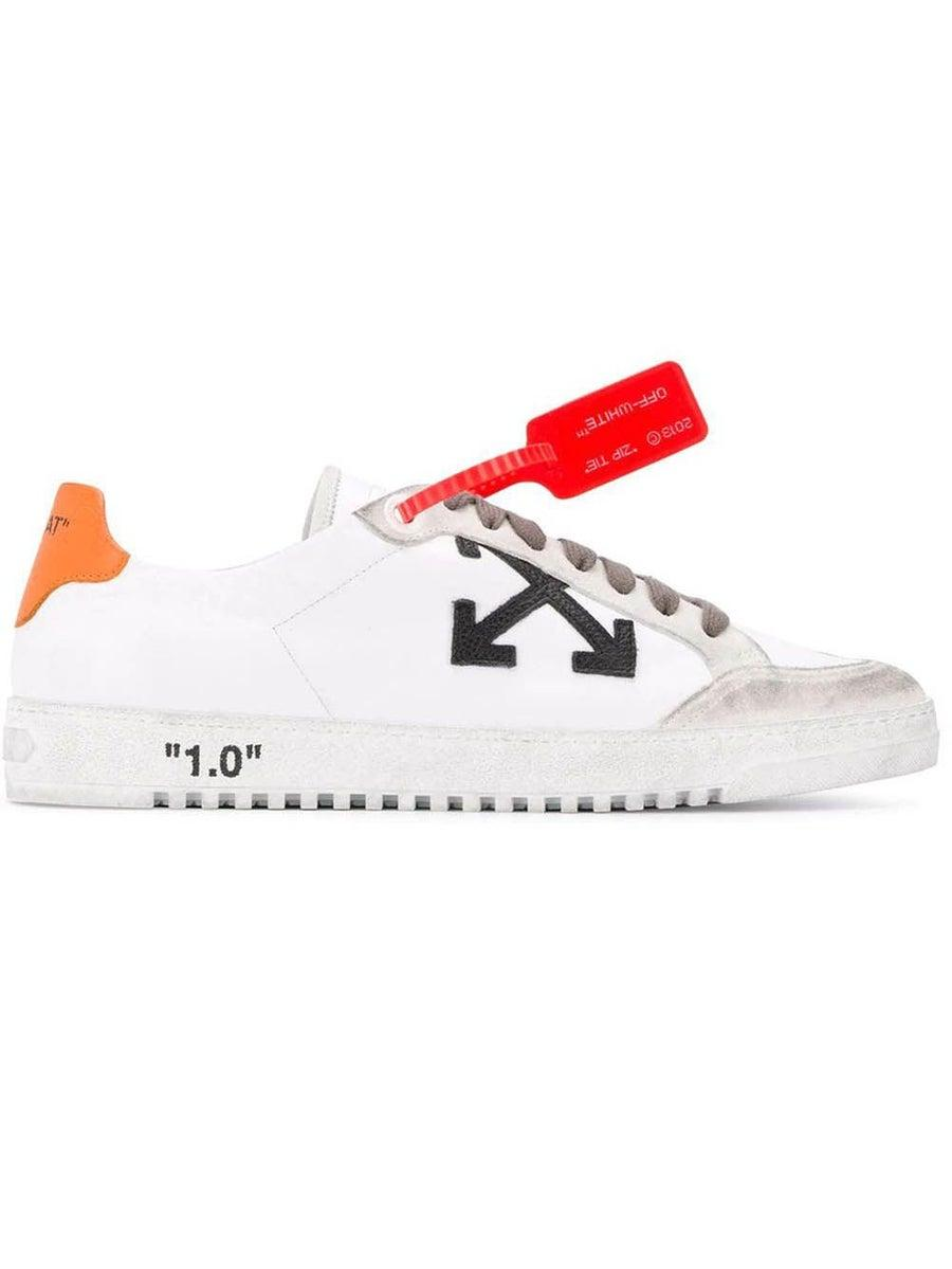 o Virgil Abloh 2.0 Low Sneakers White
