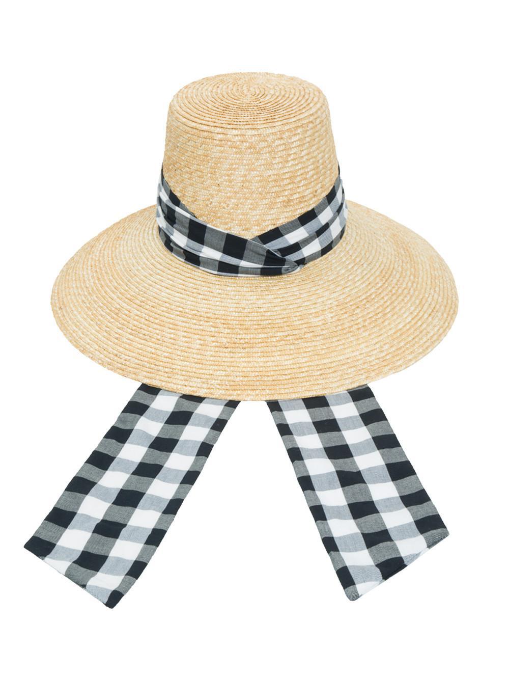 ae18d3e745b92 Lyst - Maison Michel Lhd X Hat