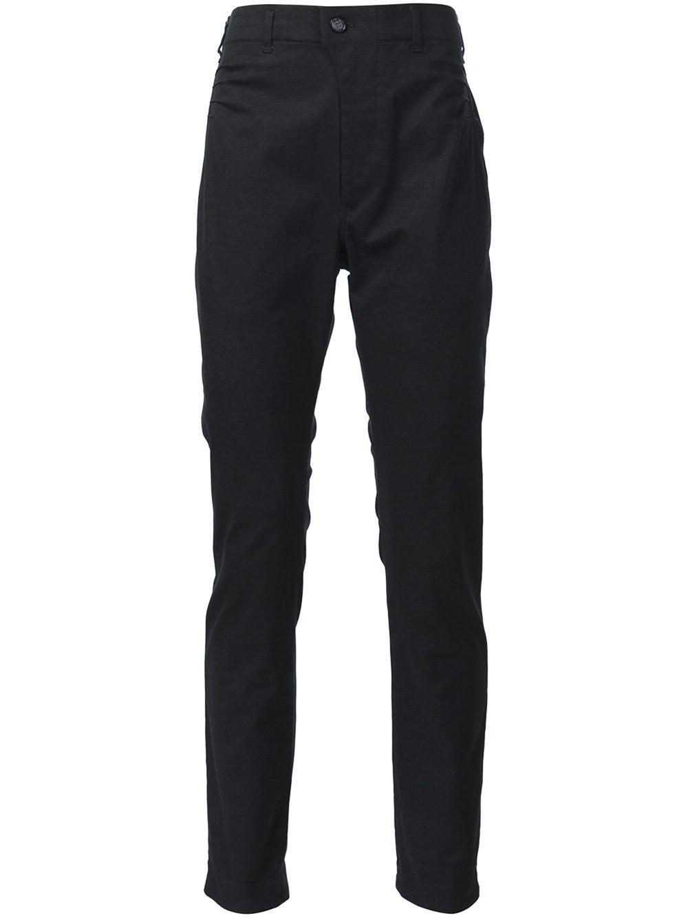 Contraste Pantalon De Point - Gris David Julien mtb2QqZ3