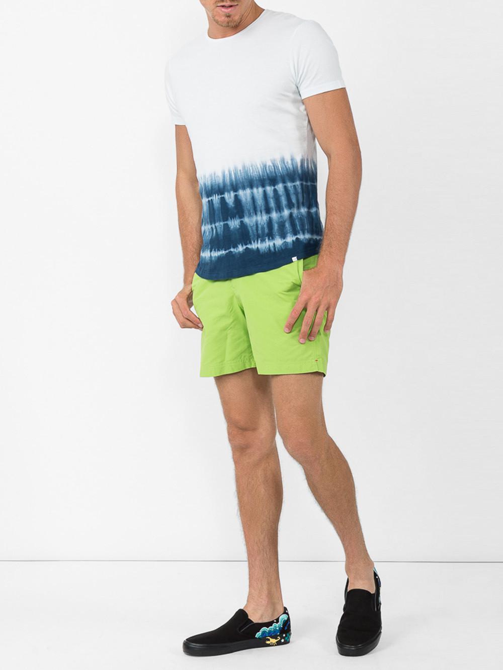 2fba3374008 Lyst - Orlebar Brown Bulldog Classic Swim Shorts in Green for Men