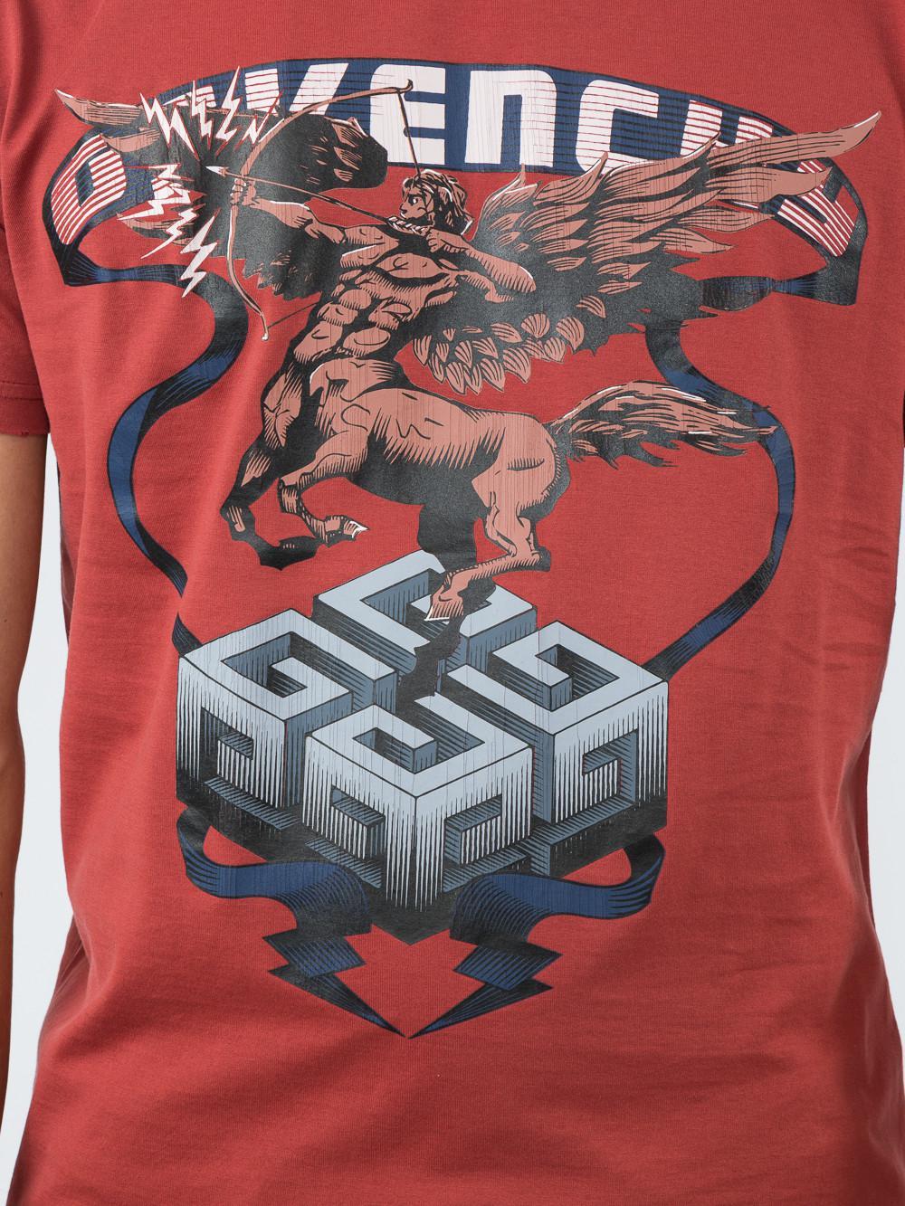 797d7a11 Givenchy Centaur Print T-shirt for Men - Lyst