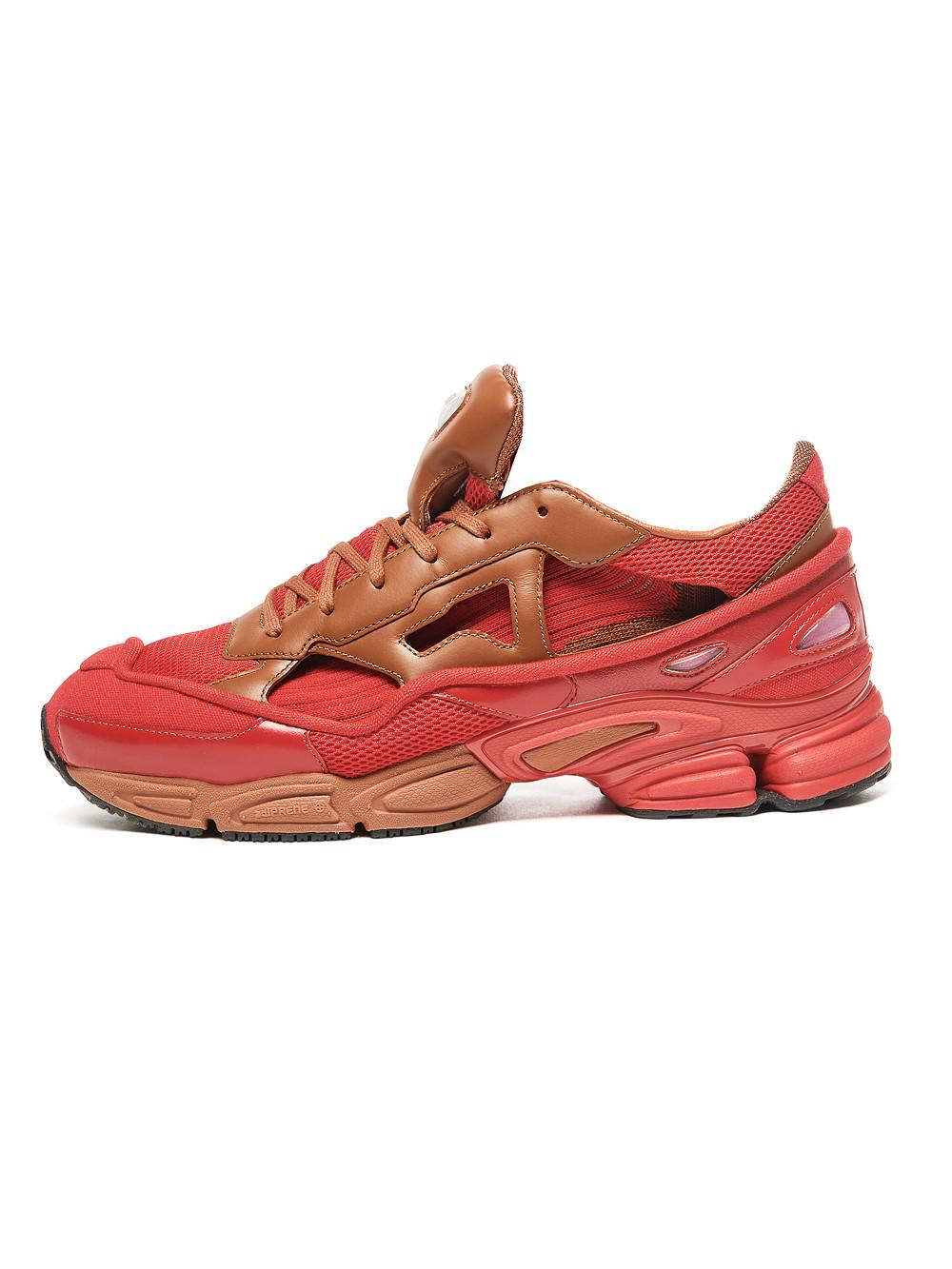 34a7b9e5ffcd Lyst - adidas By Raf Simons Dust Rust Replicant Ozweego Sneakers in ...
