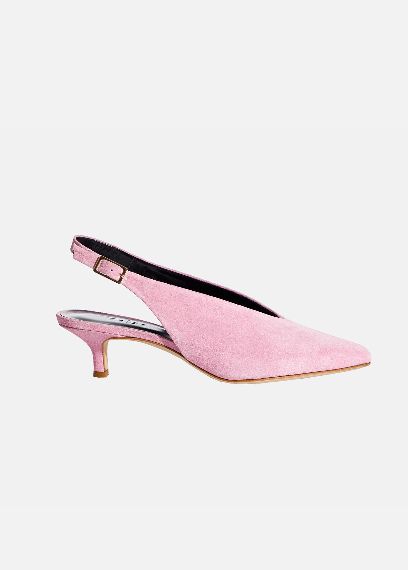 ff6b85c3fe6 Lyst - Tibi Lia Heels in Pink
