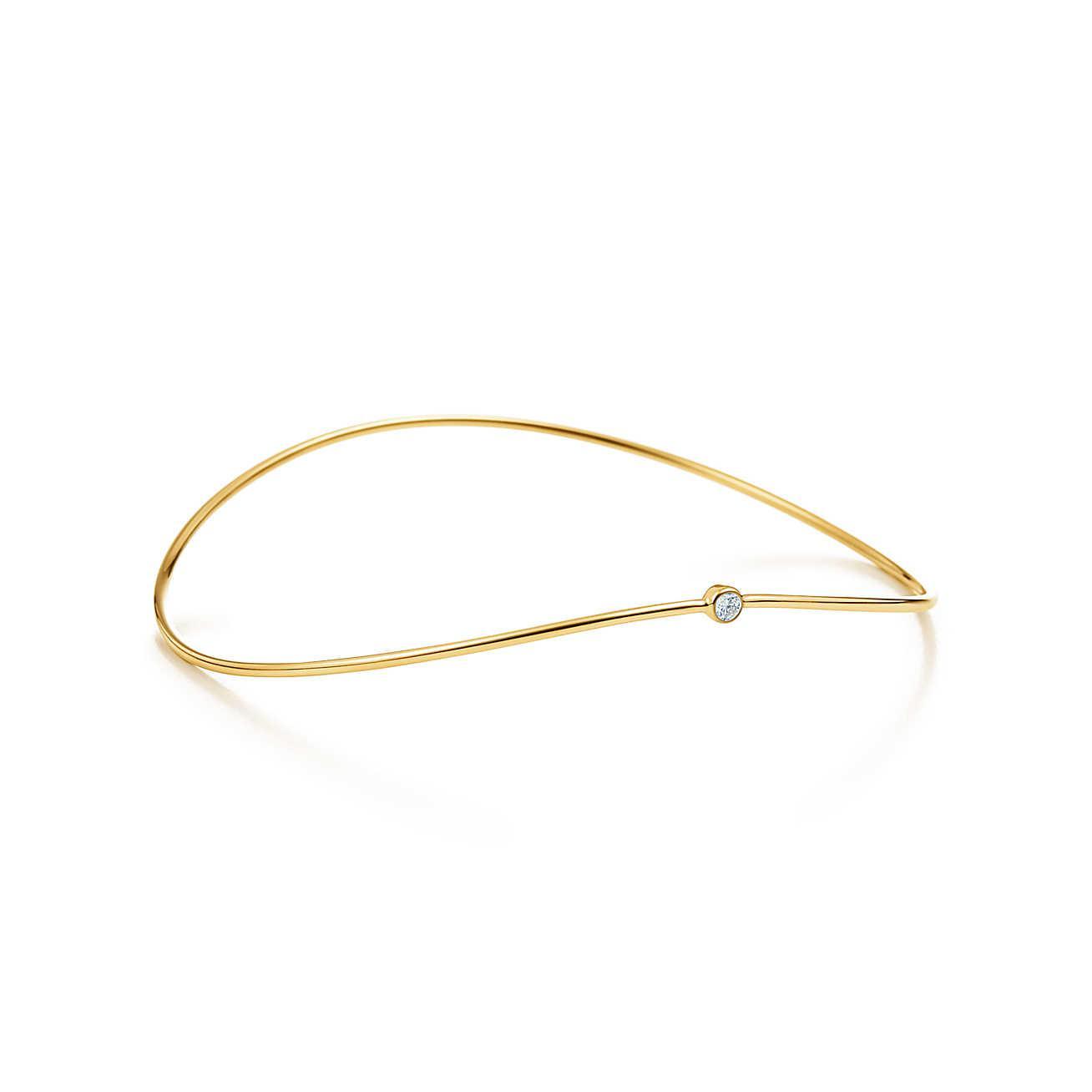 Fran Regan Jewellery Wave Vermeil 3 Tier Bangle OIoe0