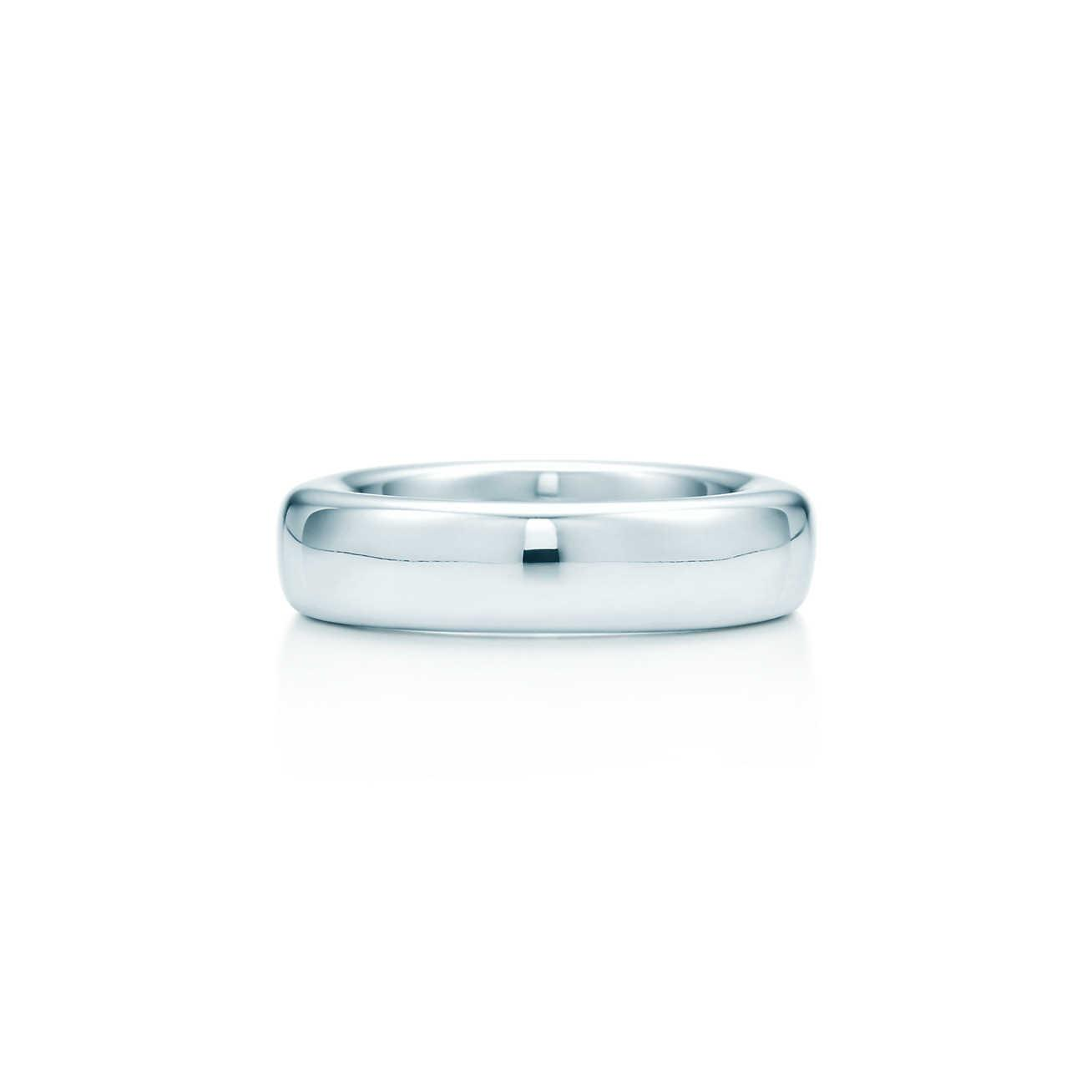 1d74dee0b0a11 Women's Metallic Elsa Peretti. Doughnut Ring In Sterling Silver - 4