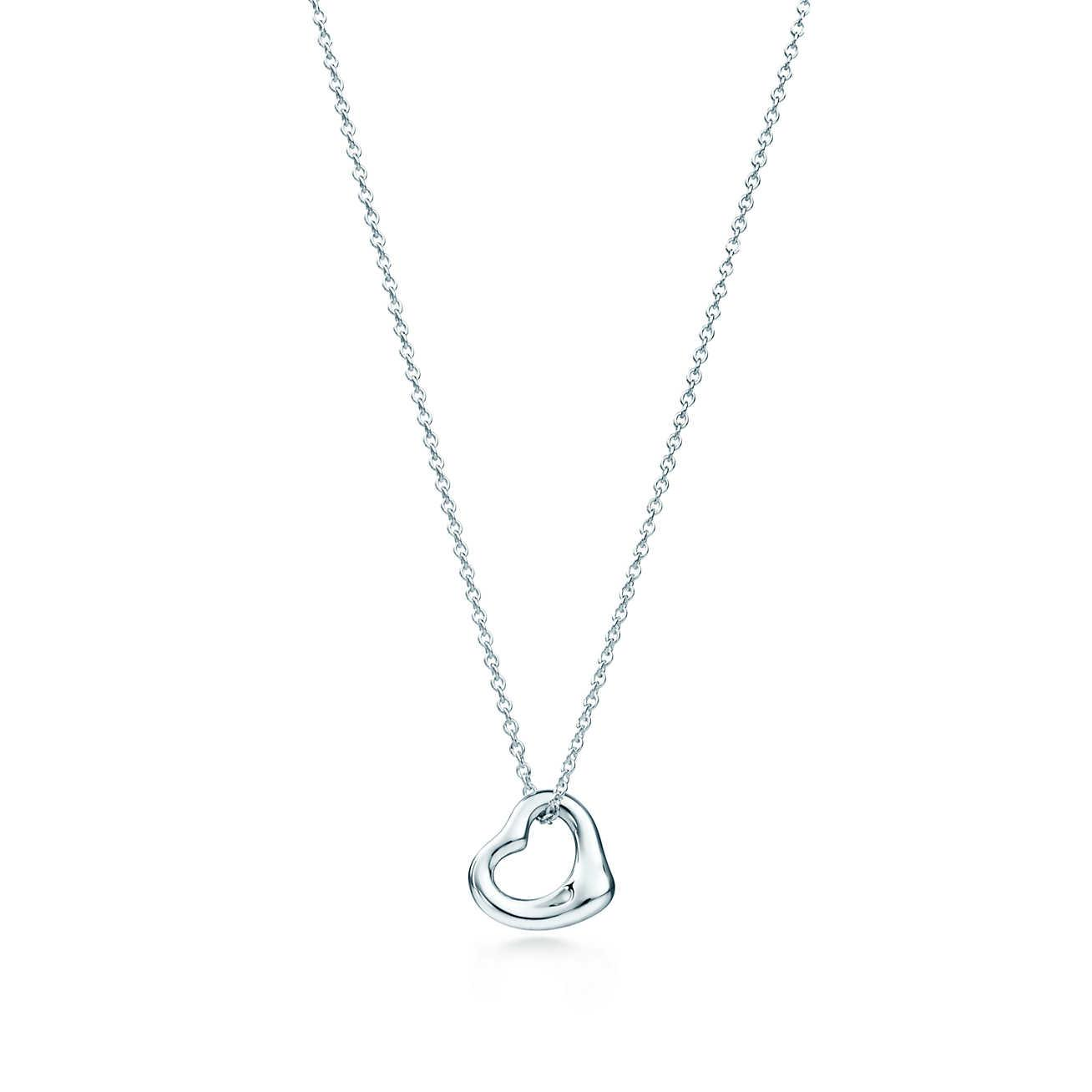 Elsa Peretti Snake pendant in sterling silver with black jade Tiffany & Co. ZuVCz1MUP