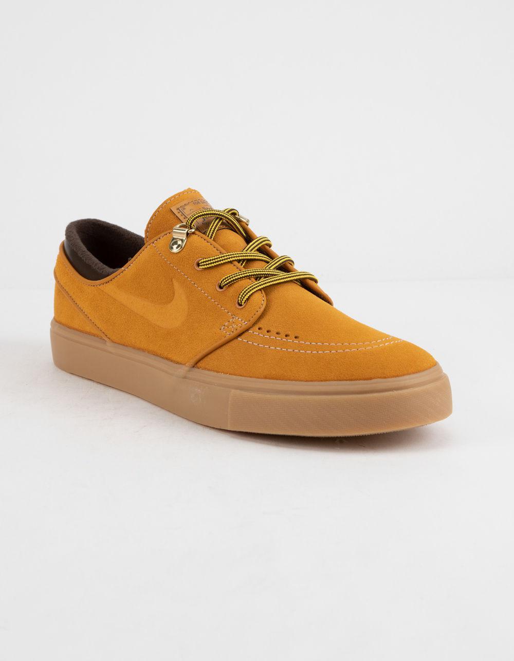 892e8b7f73ec Lyst - Nike Zoom Janoski Premium Bronze Gum Light Brown Shoes in Brown for  Men