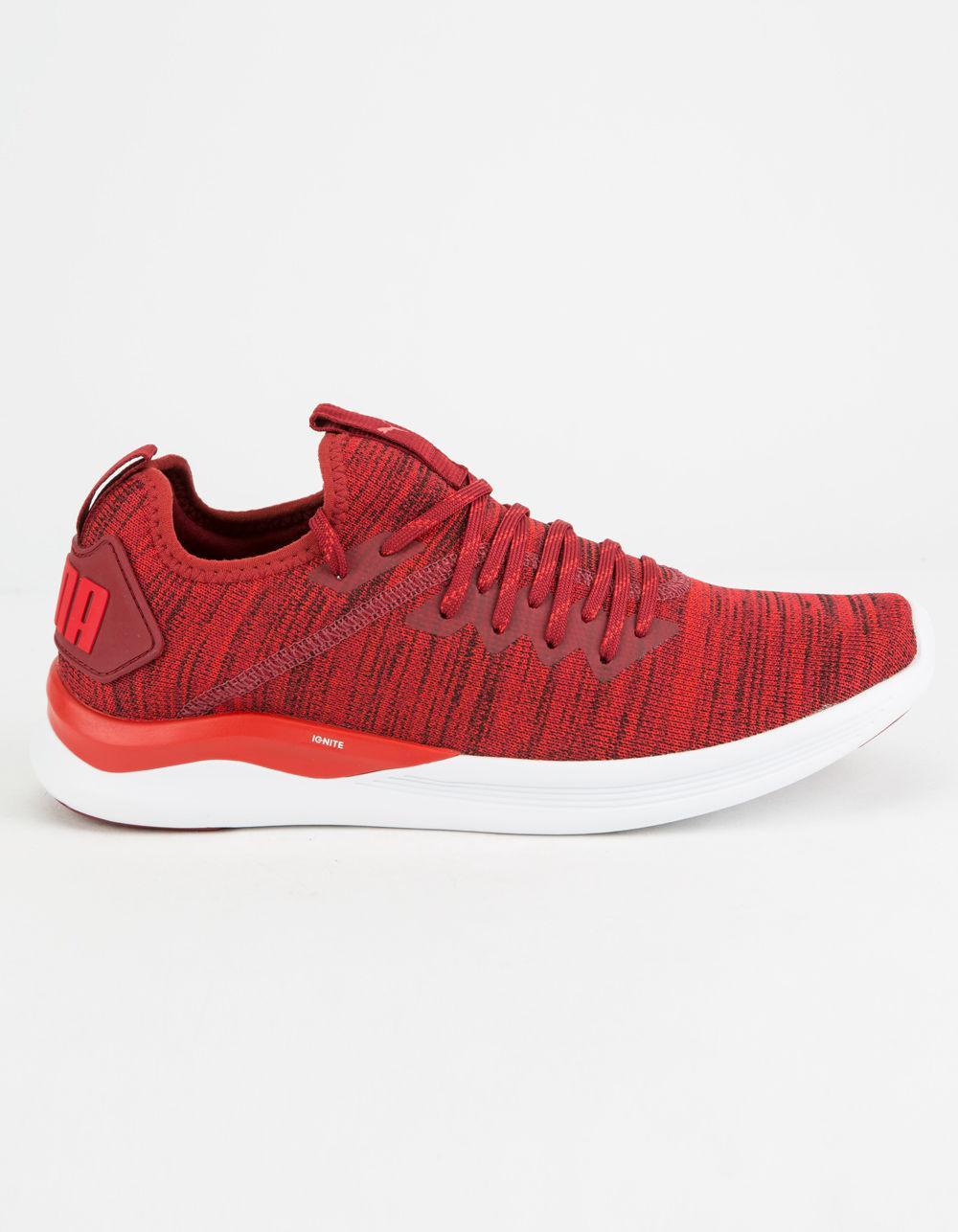 new style cf9f0 13194 Women's Ignite Flash Evoknit Red Dahlia Shoes