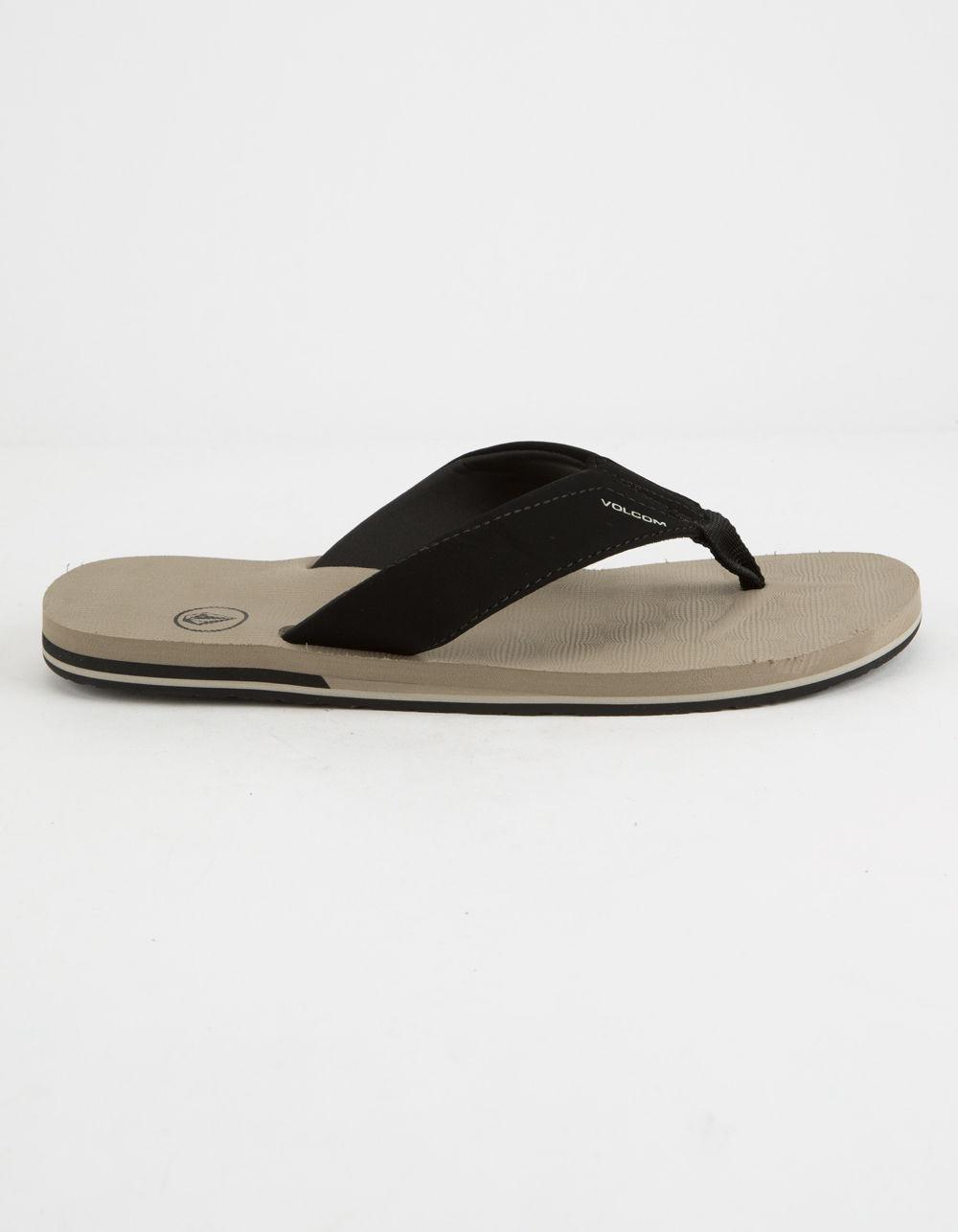 09363d645de9d Lyst - Volcom Victor Mens Sandals in Black for Men