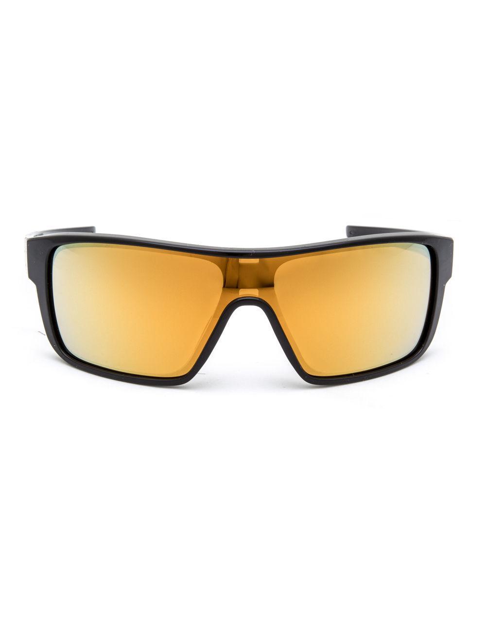 bfdac306ec89e Sunglasses Oakley Polished Lyst Black 24k Straightback Iridium amp   xH0dRWw4v1