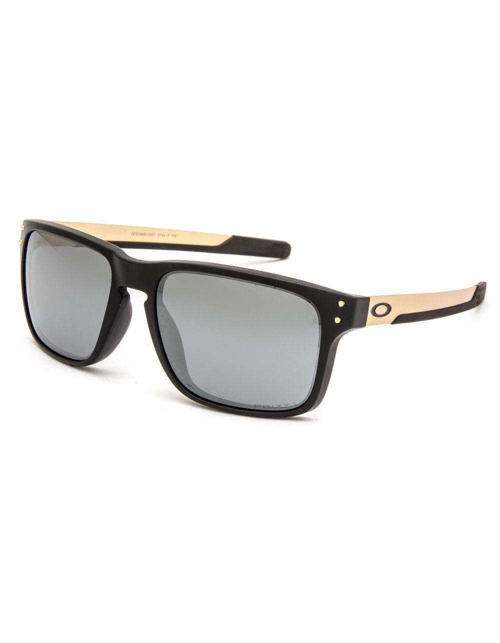 b438d2b458f48 Oakley. Men s Holbrook Mix Matte Black   Prizm Black Polarized Sunglasses