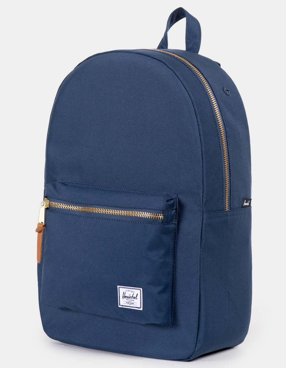 f1fab86116c6 Lyst - Herschel Supply Co. Settlement Navy Backpack in Blue for Men - Save  28.813559322033896%