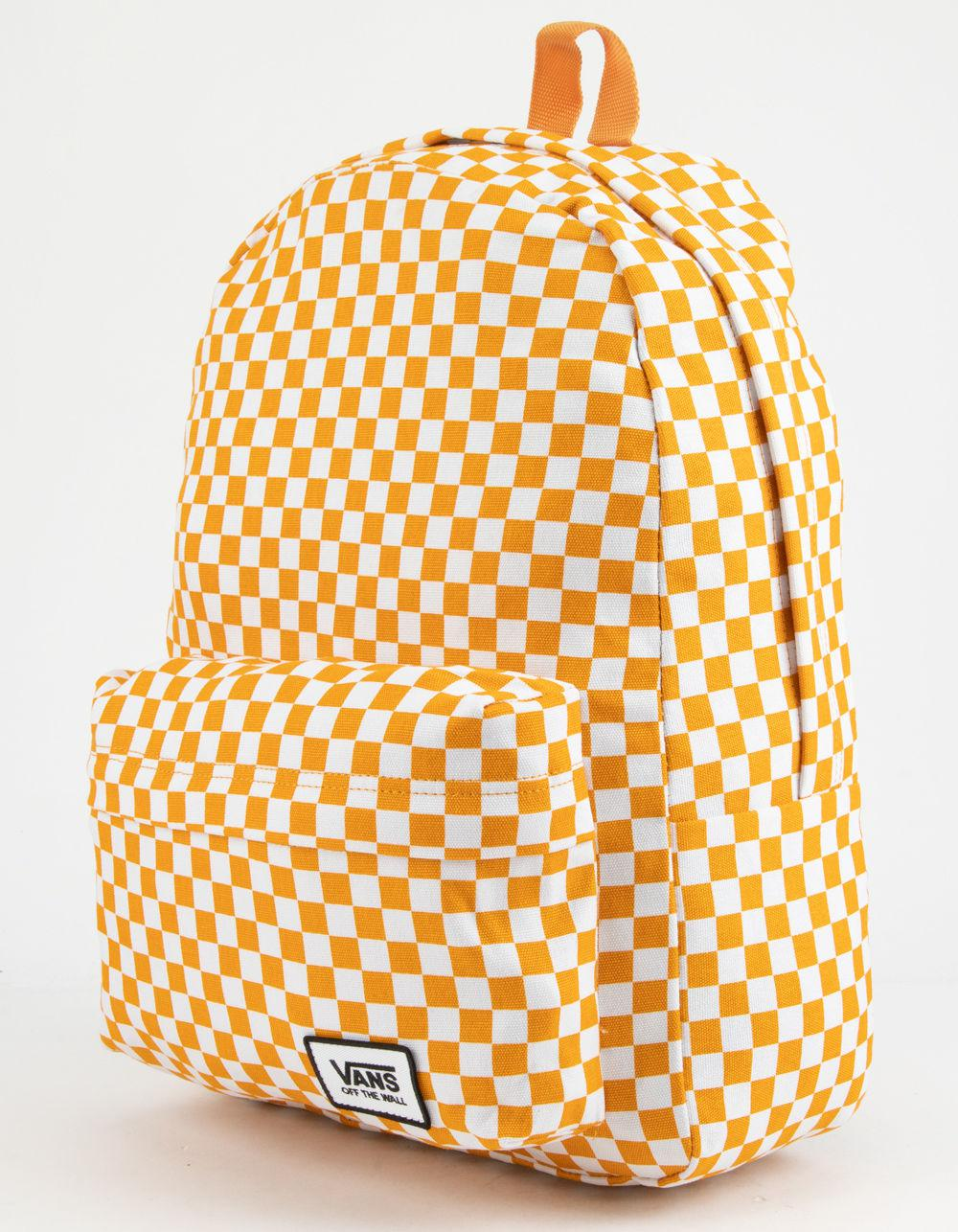 7a52c0e8bc Lyst - Vans Realm Classic Checkerboard Backpack