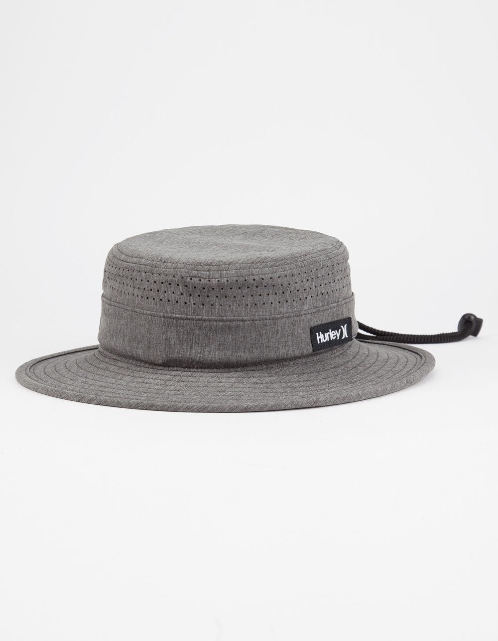 ... new arrivals lyst hurley surfari bucket hat in black for men 3e614 ef7a4 c667d515175