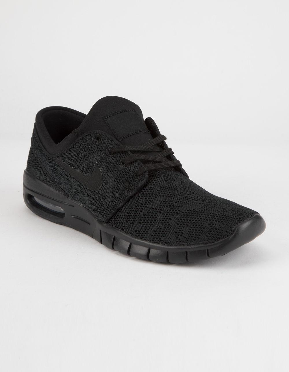 watch 68e85 598b0 Lyst - Nike Sb Stefan Janoski Max Shoes in Black for Men