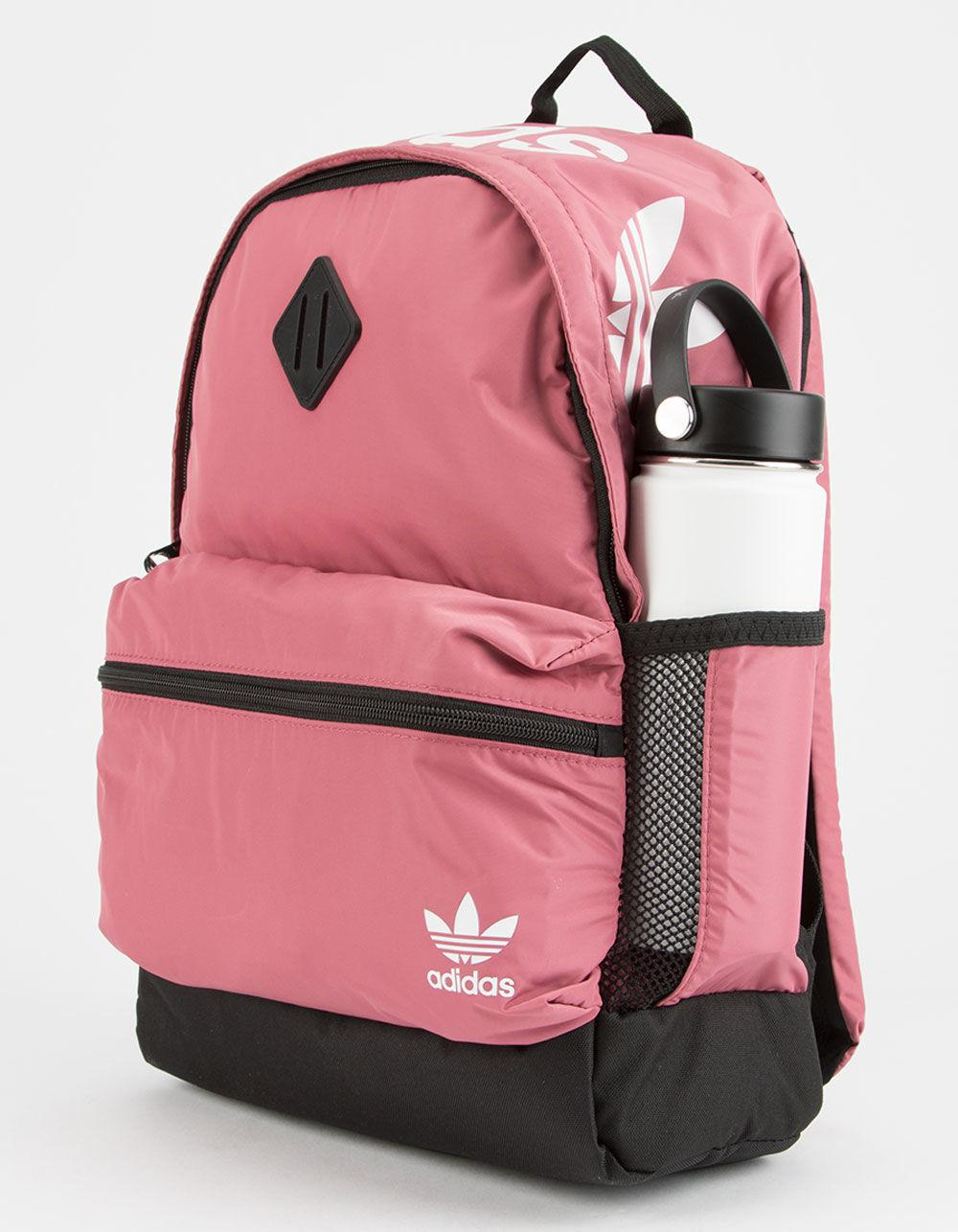 new style dabec 85ab0 Lyst - adidas Originals National Pink Backpack in Pink