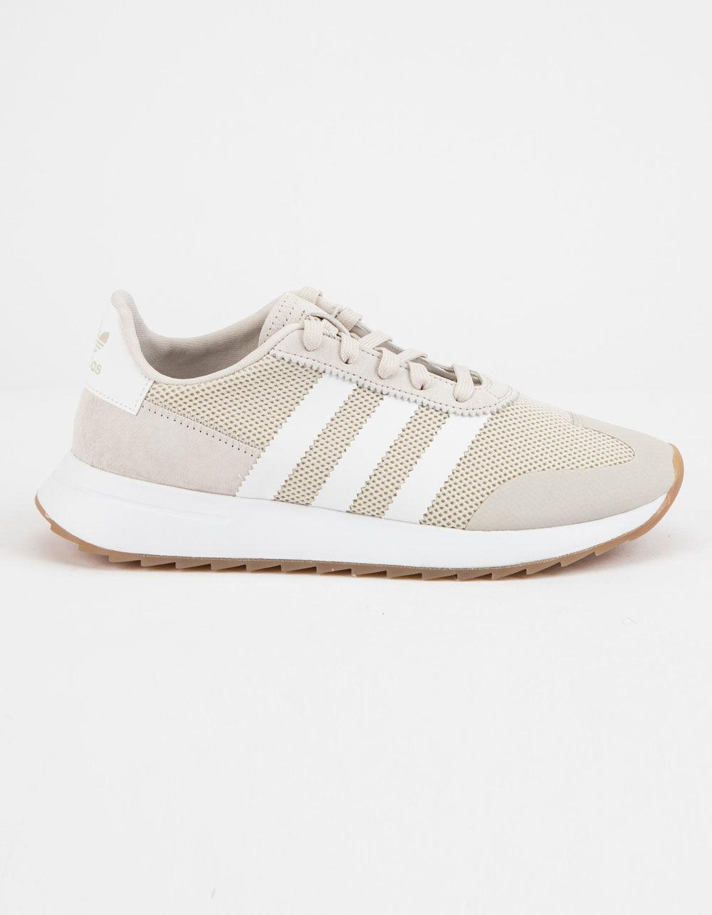46e62d98ab1 Lyst - adidas Flashback Clear Brown   White Womens Shoes in White