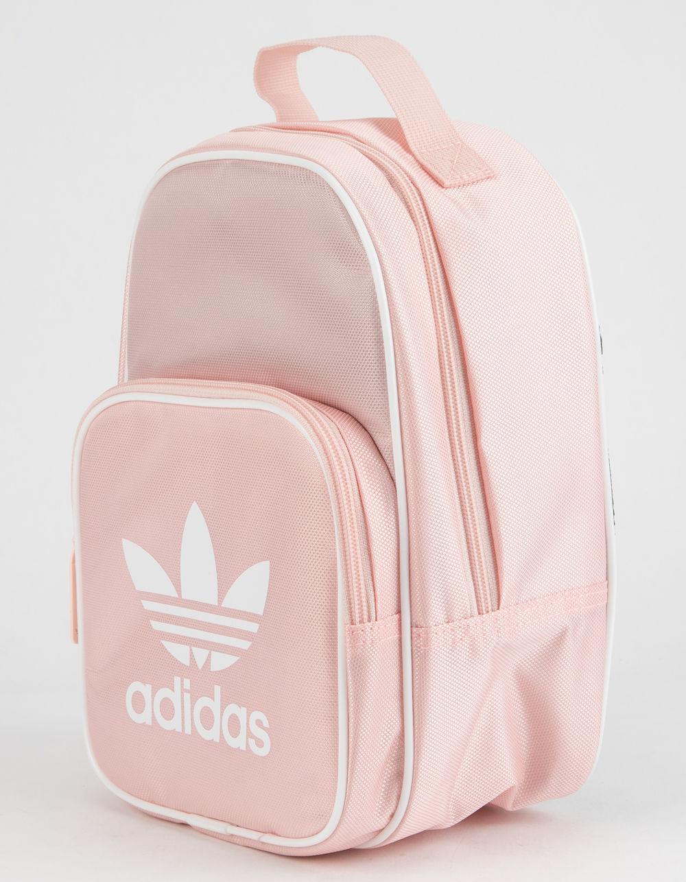 Lyst - adidas Originals Santiago Pink Lunch Bag in Pink 27f87f7829