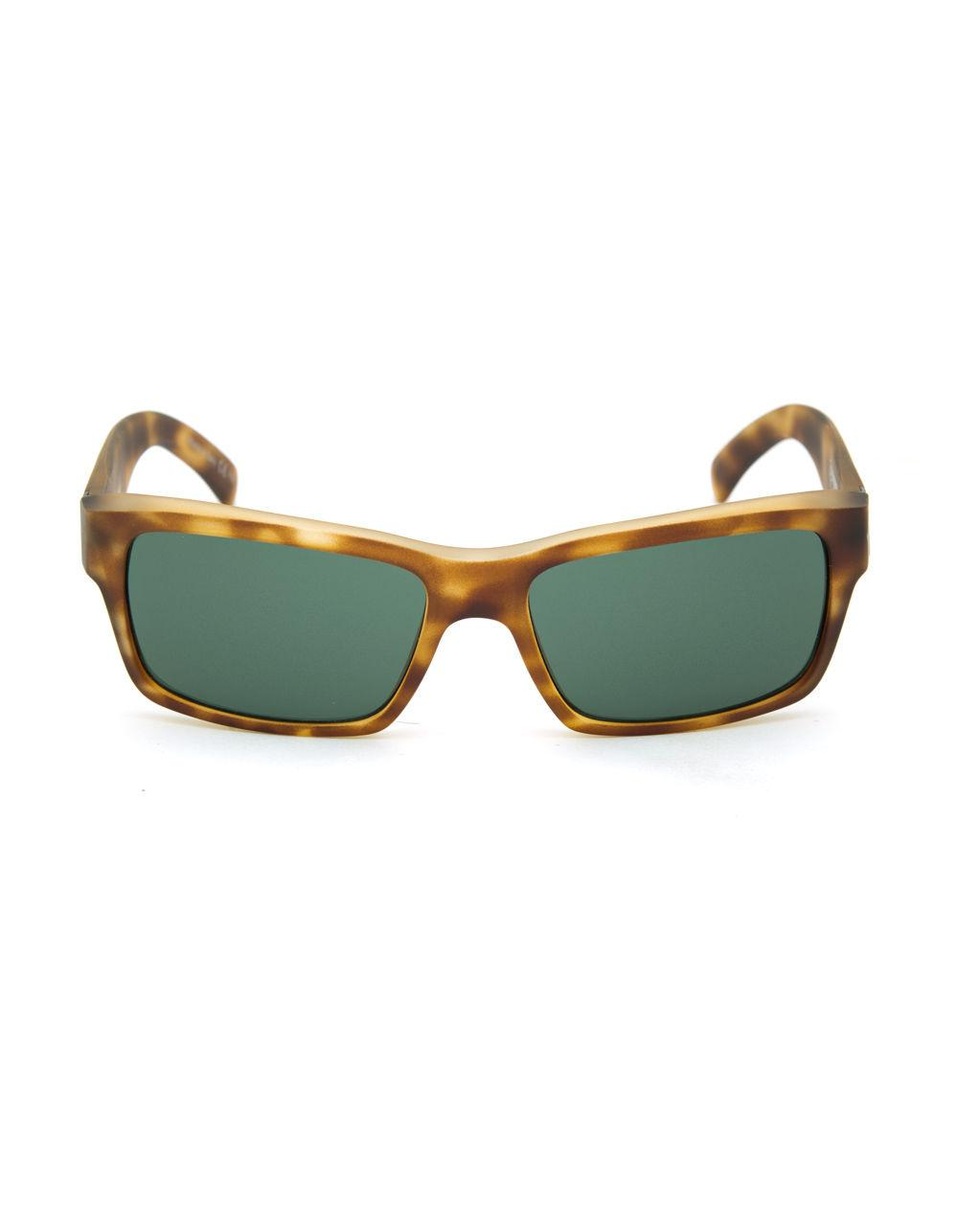 ab8229b9e2 Lyst - Von Zipper Fulton Tortoise Satin   Vintage Grey Sunglasses in Gray  for Men