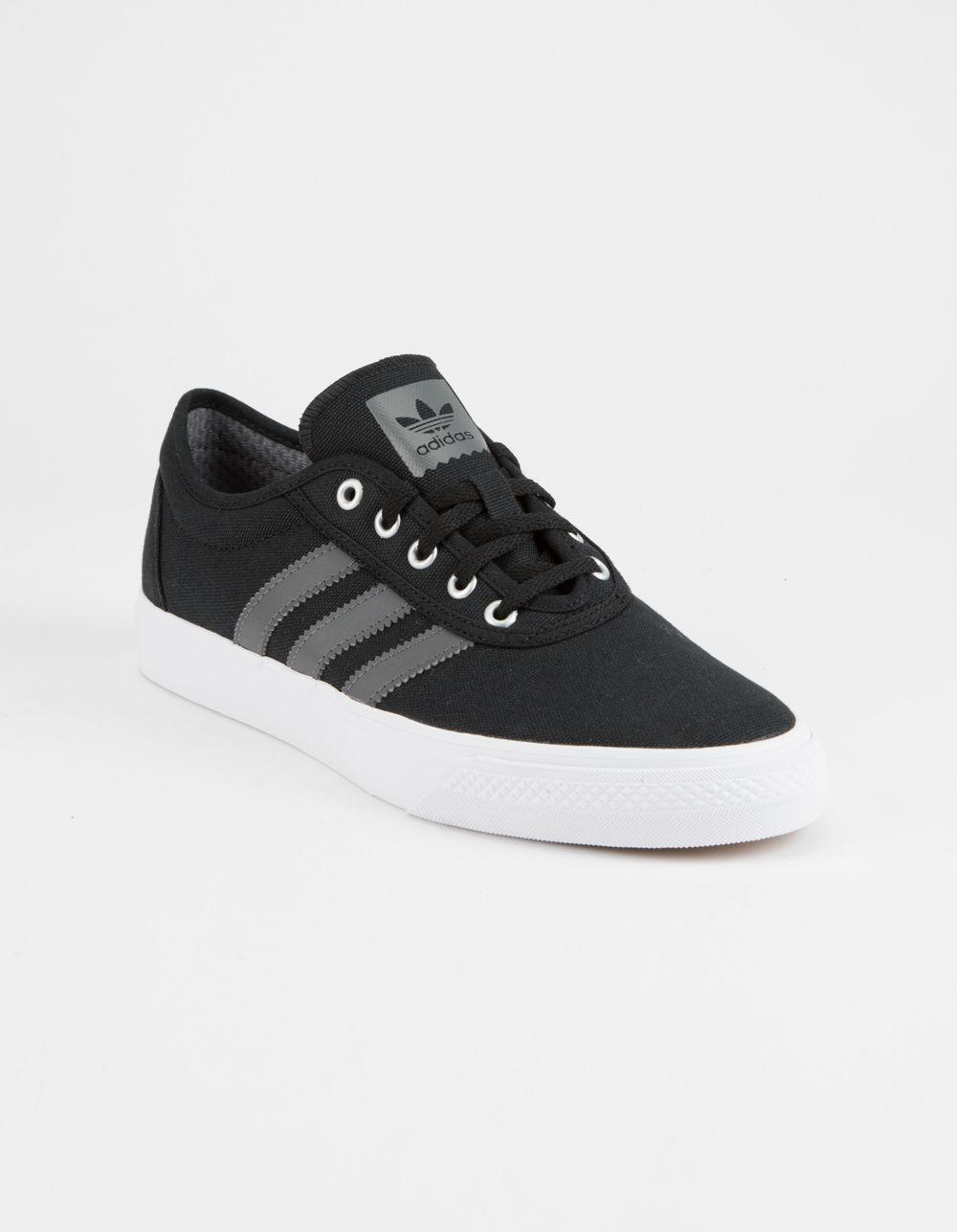 reputable site ccbd3 015cd Lyst - adidas Adi-ease Black  Grey Mens Shoes in Black for M