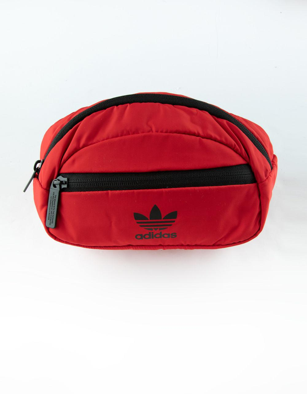 696f2f9d155 Lyst - adidas Originals National Red Fanny Pack in Red for Men