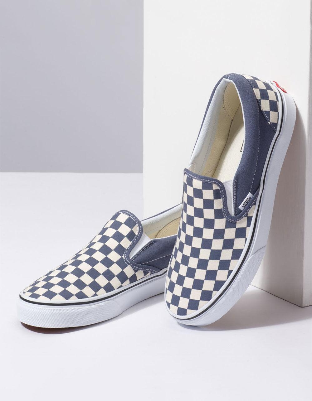 Vans Canvas Checkerboard Grisaille