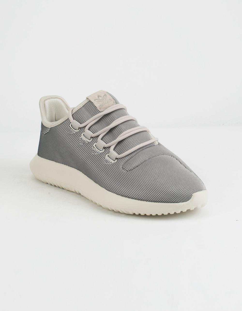 newest 4e40b c4b99 Gray Tubular Shadow Platinum Metallic Womens Shoes