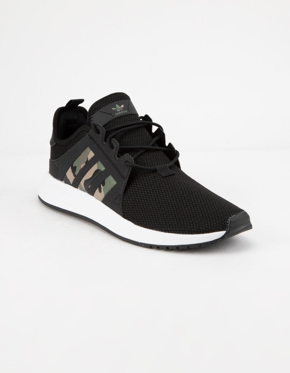 08d664552aa Lyst - adidas X plr Core Black   Camo Shoes in Black for Men